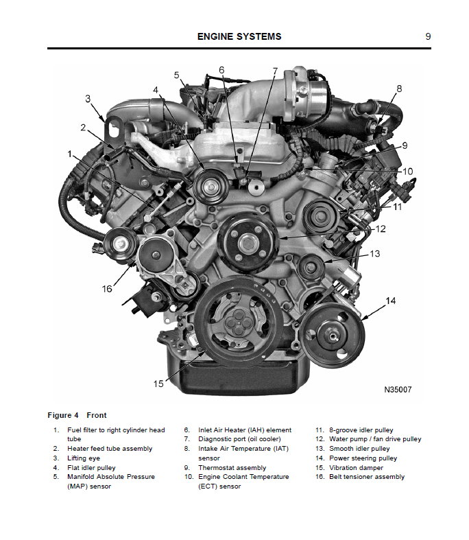 2011 maxxforce 6 4 liter engine diagrams maxxforce-service repair manual-diesel engines-full-2018 ... #3