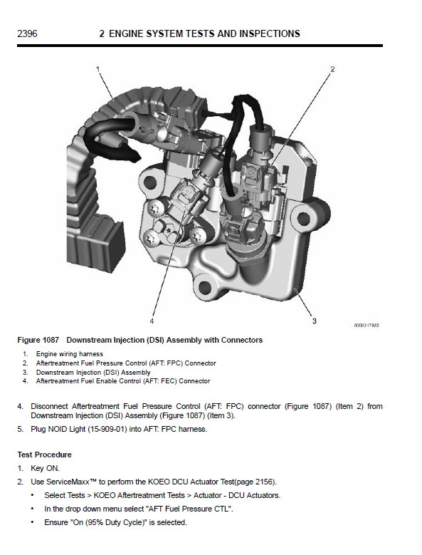 maxxforce-service repair manual-diesel engines-full-2018 ... gm 6 0 liter engine diagram #4