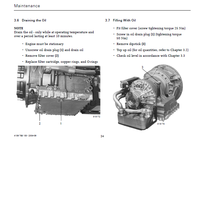 Details about ZF Transmissions-All Models-Full Set Manuals-2017-2018