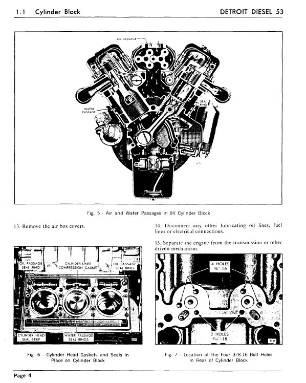 detroit diesel engines manual